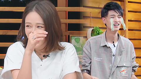 秦霄贤跳舞展现硬核撒娇