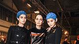 FashionTV-Edun2012秋季纽约时装周后台发型美妆