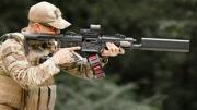世界霸王槍 中國10多年來只為尋求其技術!