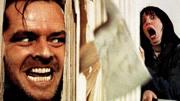 杰克·尼科尔森在《闪灵》片场,为?#32435;?#36825;个经典段落做热身准备[