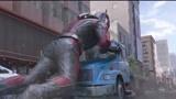 蟻人2:蟻人突然變大,直接拿大貨車當滑板玩,真是太好玩了!