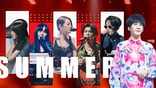 乐队的夏天2第7期下 五条人VS福禄寿 大波浪魔性改编《爱情买卖》
