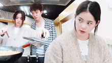 Ep7 Nana Ouyang screwing up the dishes