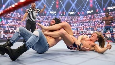 WWE RAW 20210511 第1459期 英文原声