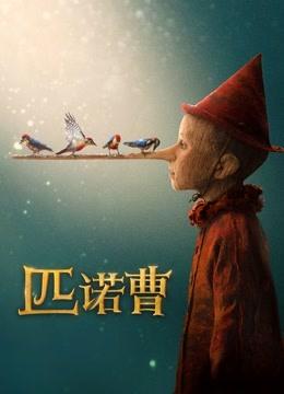 匹诺曹(普通话)海报封面
